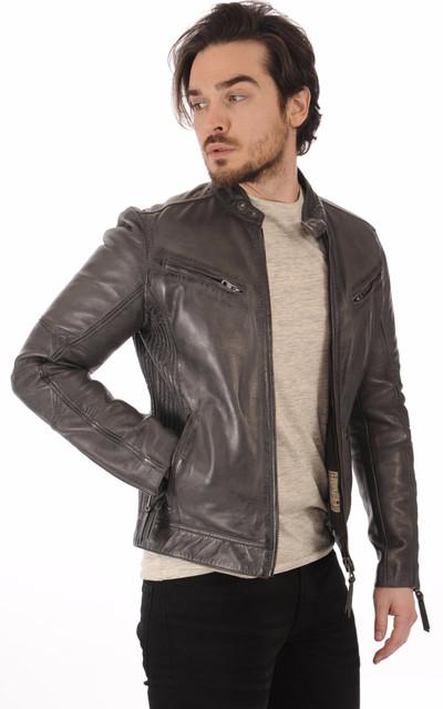 6503647bf5f28f Redskins | Blouson et veste en cuir Redskins pour homme et femme
