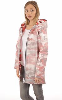 Imperméable Femme Yoho PVC Camouflage