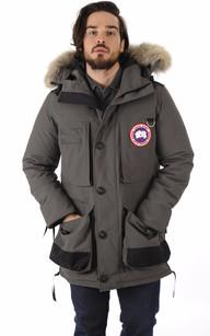 Manteau chaud pour hiver canadien