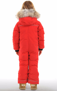 Combinaison Grizzly Snowsuit Rouge