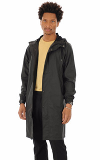 Rains - Imperméable Fishtail 1257 noir