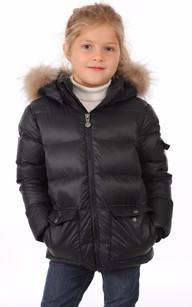 Doudoune Authentic Jacket Little Noire1