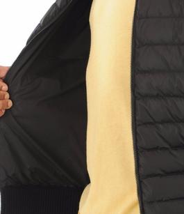 Gilet en tricot HyBridge noir Canada Goose