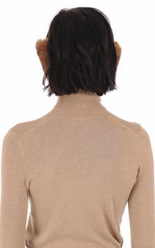 Cache-Oreilles rex marron