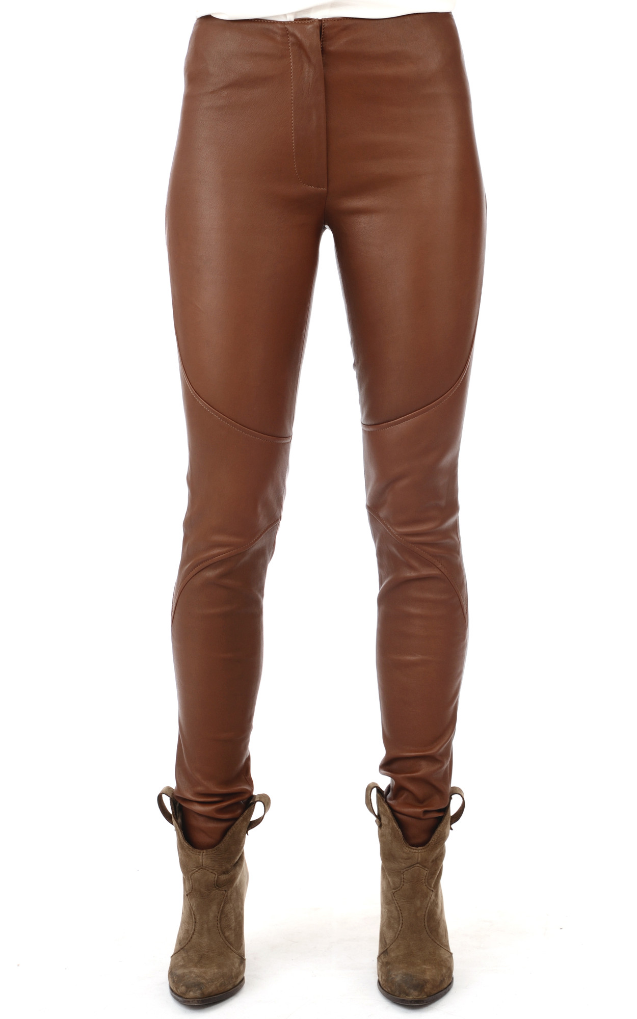 Pantalon Cuir Stretch1