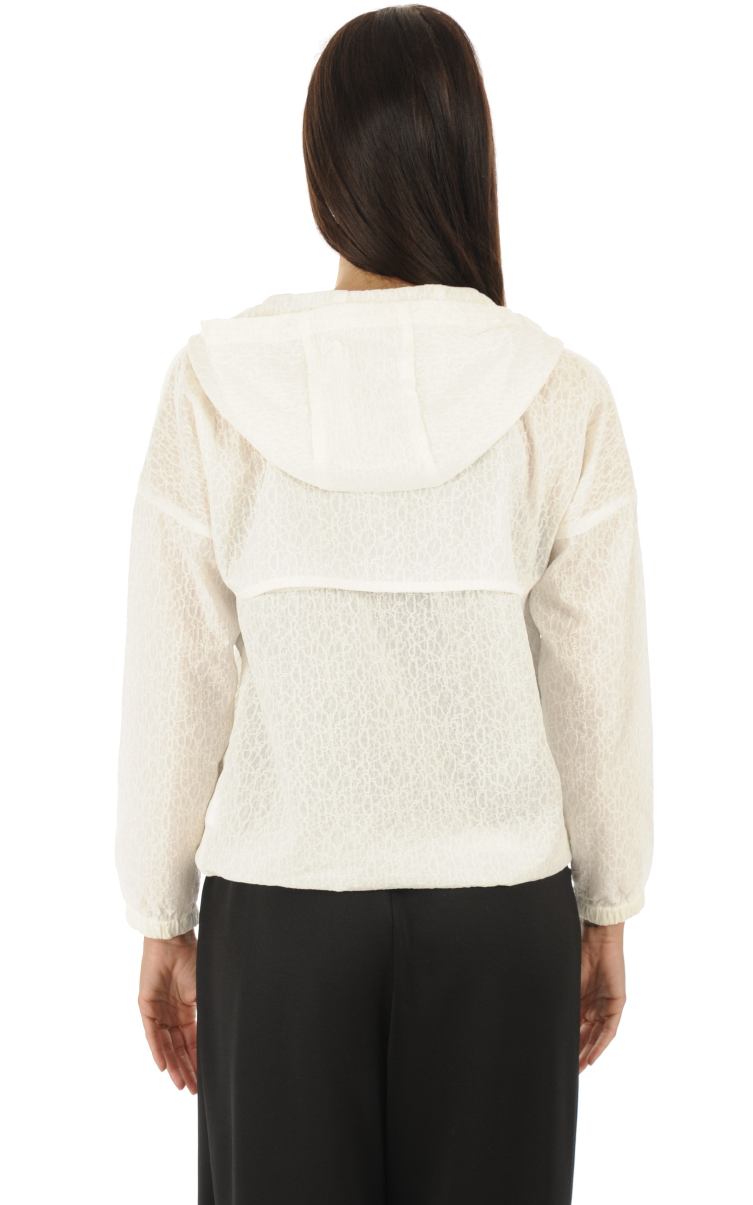 K-Way - Coupe-vent Marie blanc K-Way
