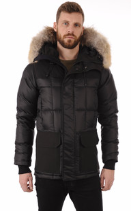 Parka Callaghan Black1