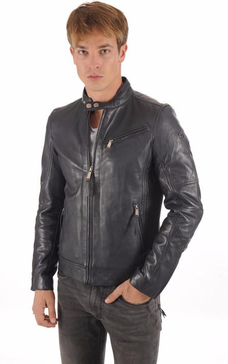 Redskins Homme   Blouson cuir, veste en cuir Redskins pour homme 9306faffab2a