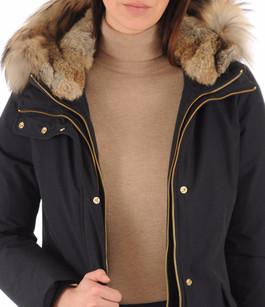 Parka WS Valentine Bleue Femme Woolrich