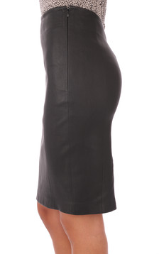 jupe robe en cuir femme la canadienne oakwood giorgio redskins la. Black Bedroom Furniture Sets. Home Design Ideas