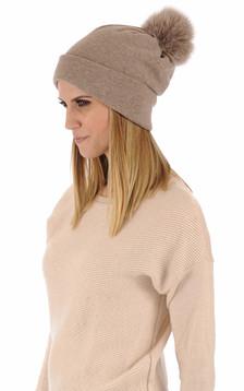 Bonnet en laine merinos1