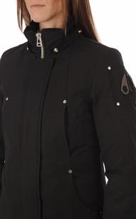 Doudoune longue Stirling noir