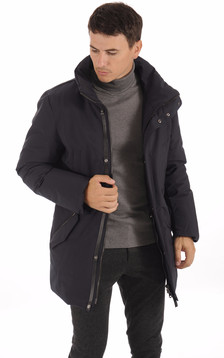 Parka Edward Navy1