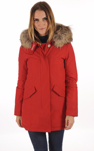Parka WWCPS1447 ARTIC Rouge1