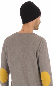 Bonnet Standard noir Homme