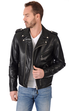 Perfecto Homme Vachette LC11401