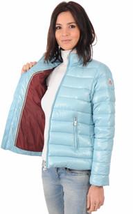 Doudoune Spoutnic Jacket Bleu Ciel