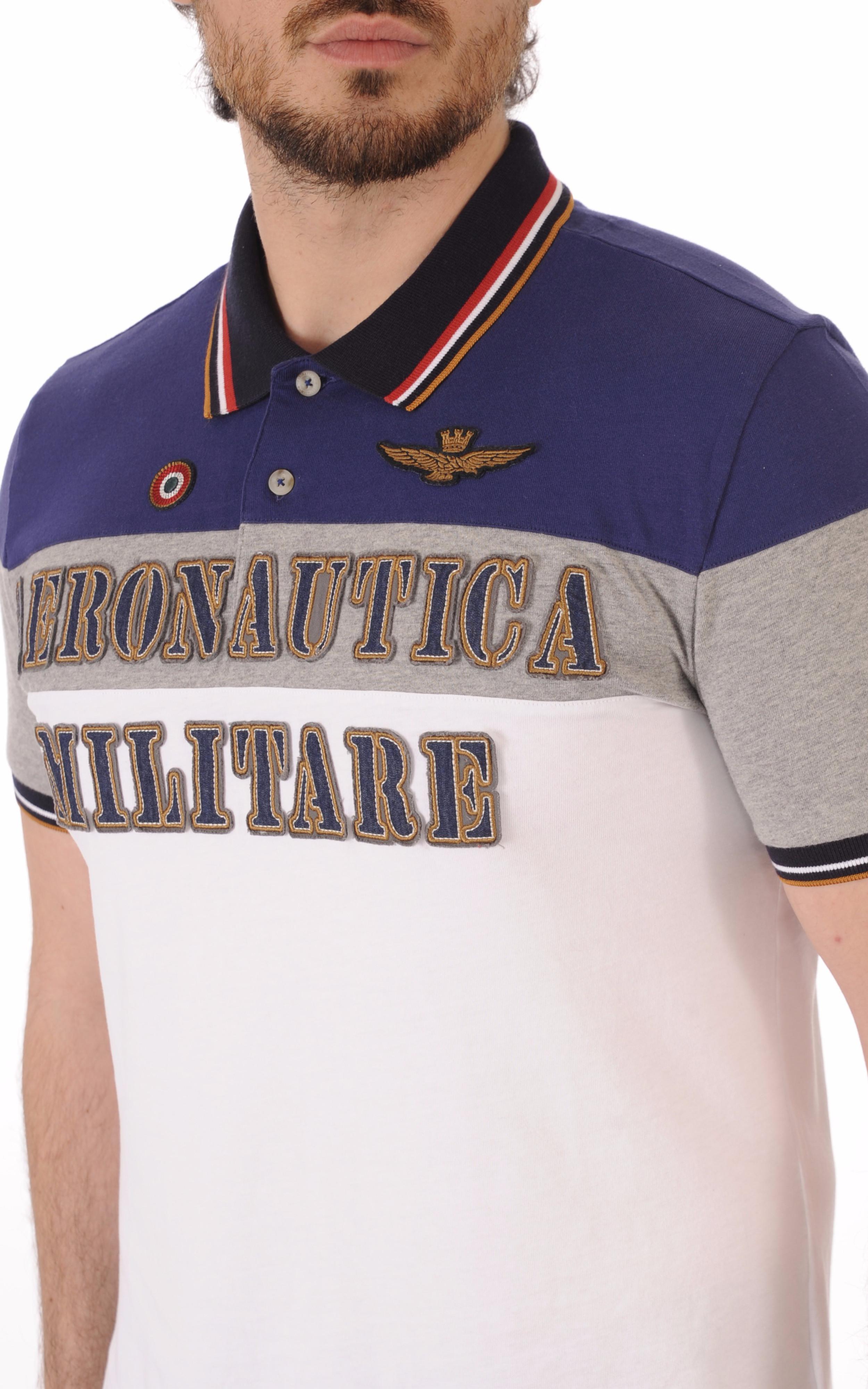 Polo Tricolore Aero Aeronautica Militare