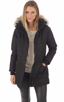 Parka Carla Noire1