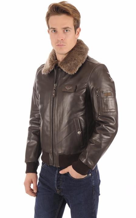 e9bb806d06a47 Redskins Homme   Blouson cuir, veste en cuir Redskins pour homme