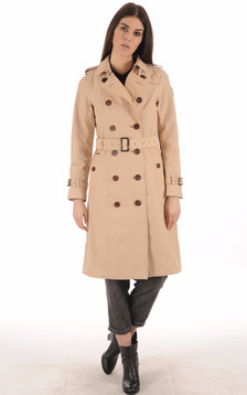 Trench Poppy beige imperméable1