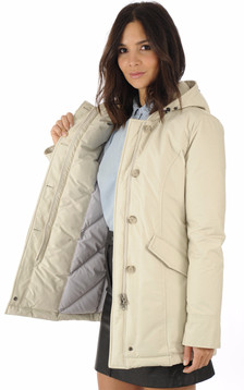 Parka W'S Artic Parka White Igloo