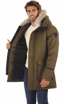 Parka Yves fatigue