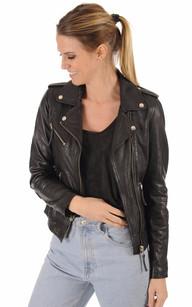 Perfecto Femme modèles Cuir SchottOakwoodRedskins100 Cuir Perfecto 3q5AL4Rj