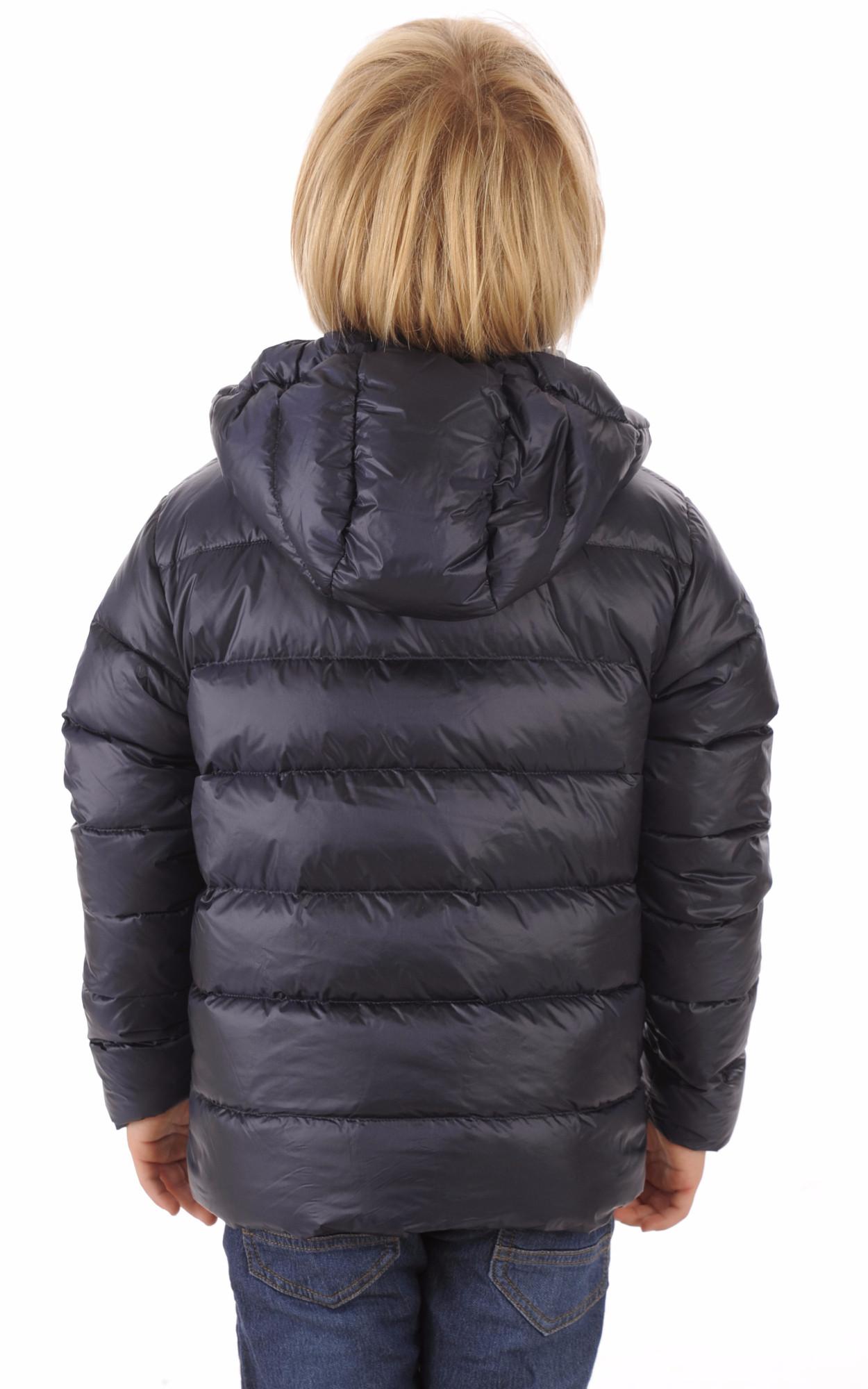 Doudoune Spoutnic Jacket Mat Boy Bleu