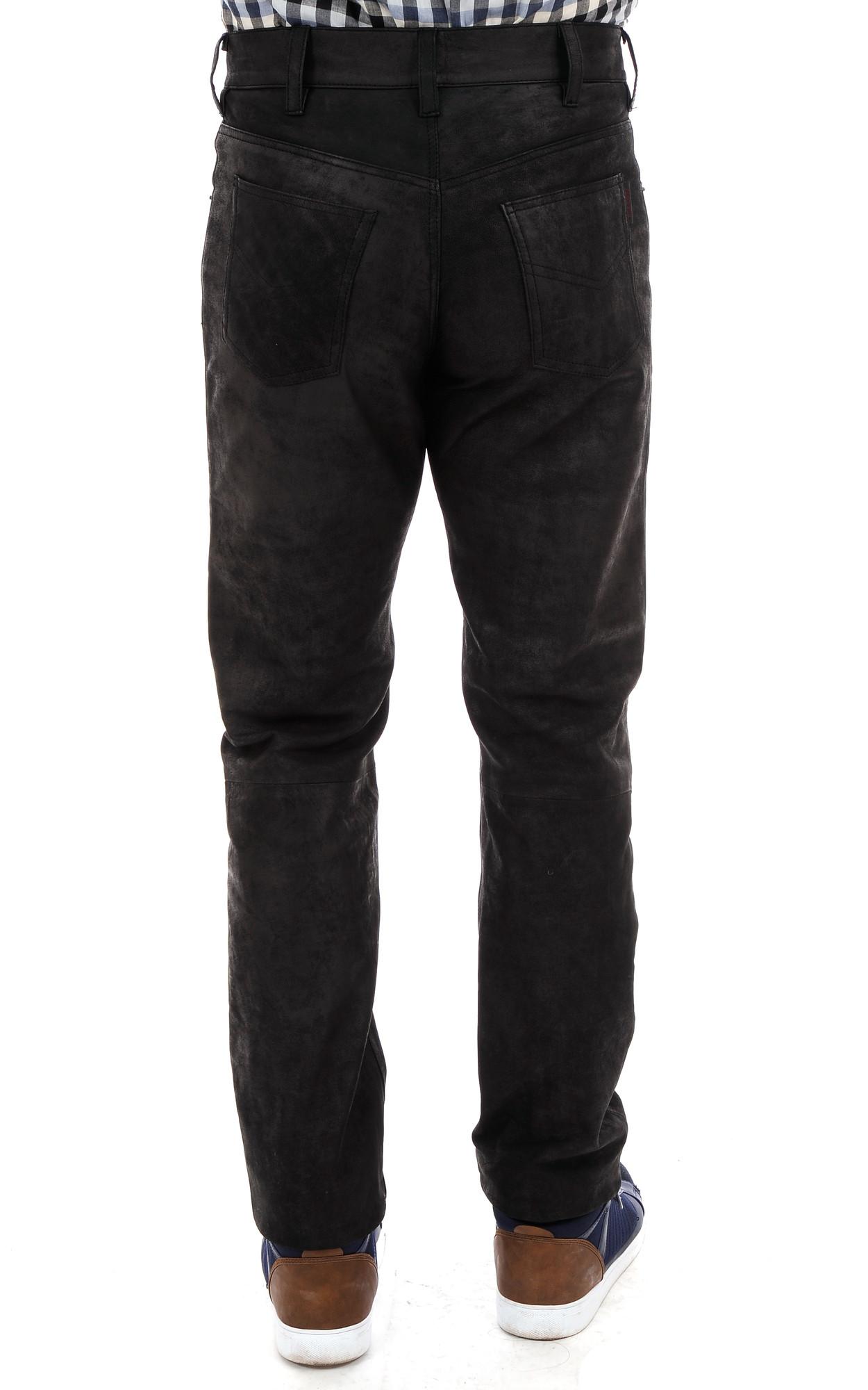 Pantalon Nubuck Homme
