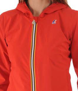 Coupe-vent Lil rouge K-Way