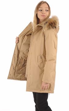 Parka Tiffany Eskimo Camel