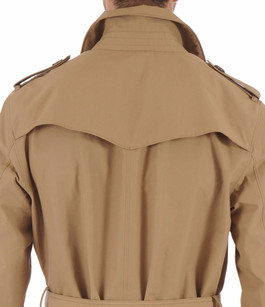 Trench Imperméable CAMDEN Beige Nobis