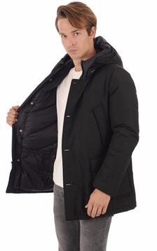 Parka Arctic noire homme