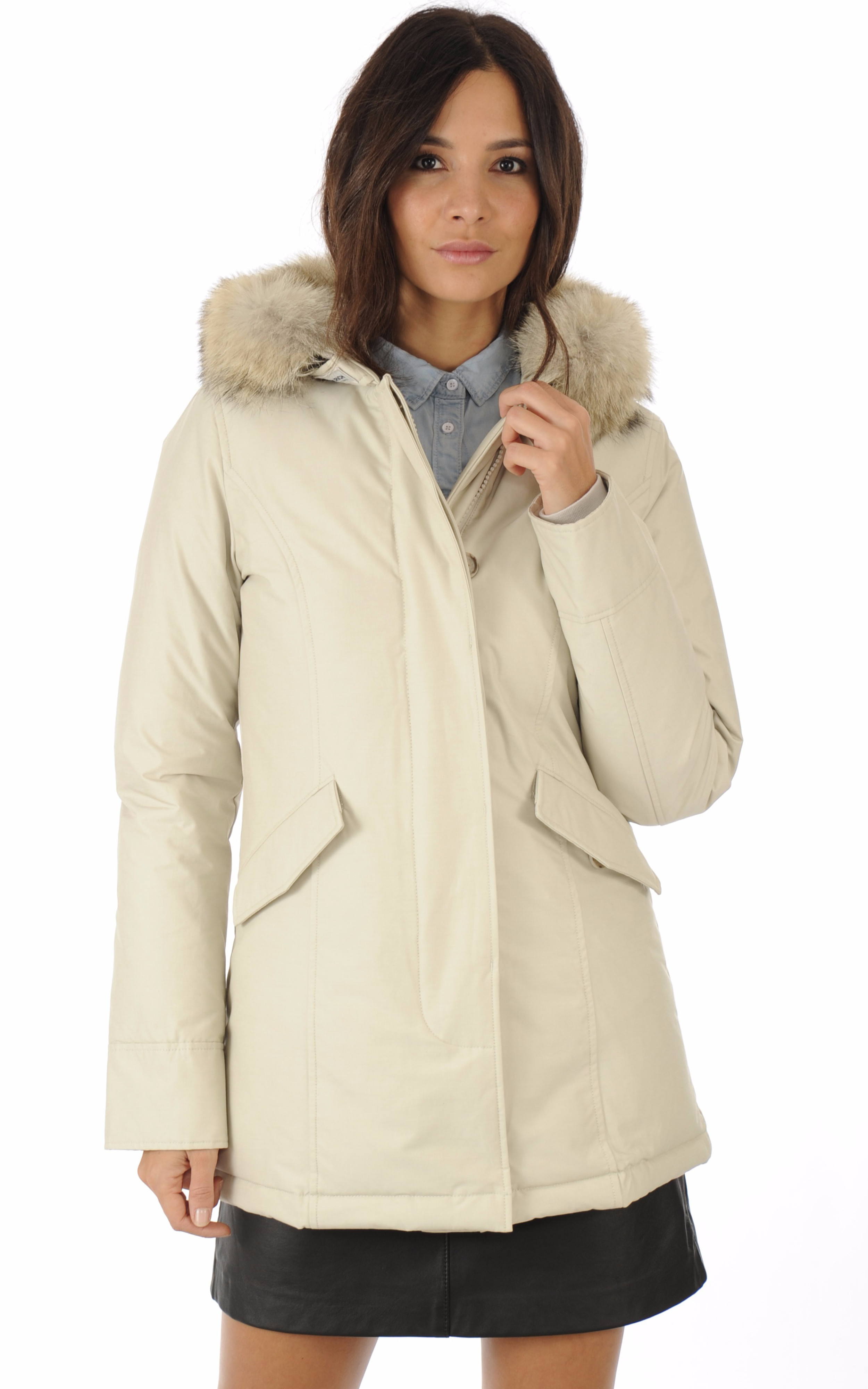 Parka W'S Artic Parka White Igloo Woolrich
