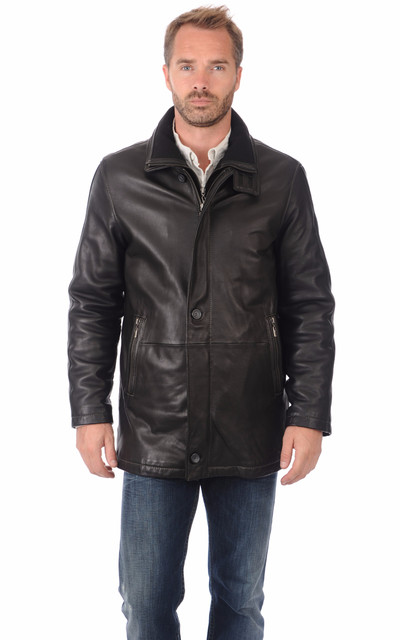 291de57756e6 Veste cuir grande taille - La Canadienne - Vente de vestes en cuir ...