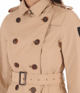 Trench POPPY Beige Waterproof Nobis