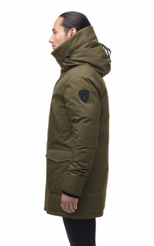 Parka Travis fatigue