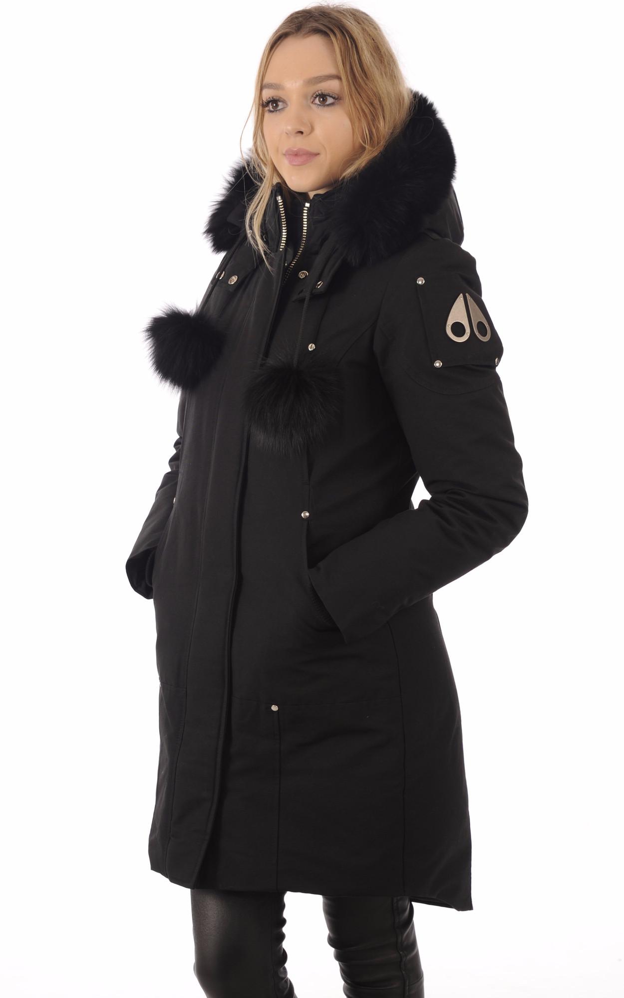 Parka Stirling Femme Black/Black1