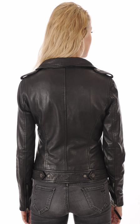 Blouson et veste cuir pour femme La Canadienne, Oakwood, Rose Garden ... 3f6b1025de9