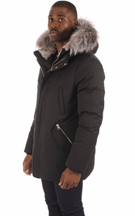 Parka EDWARD-X Black