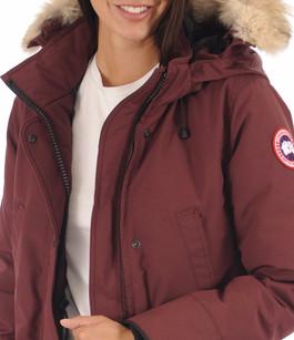 Parka Trillium Elderberry Femme Canada Goose