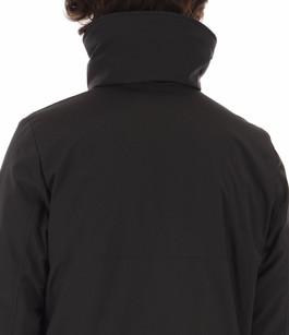 Parka Patrouilleur noir Kanuk