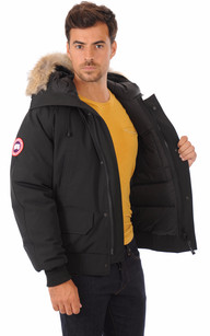 canada goose chilliwack rouge homme