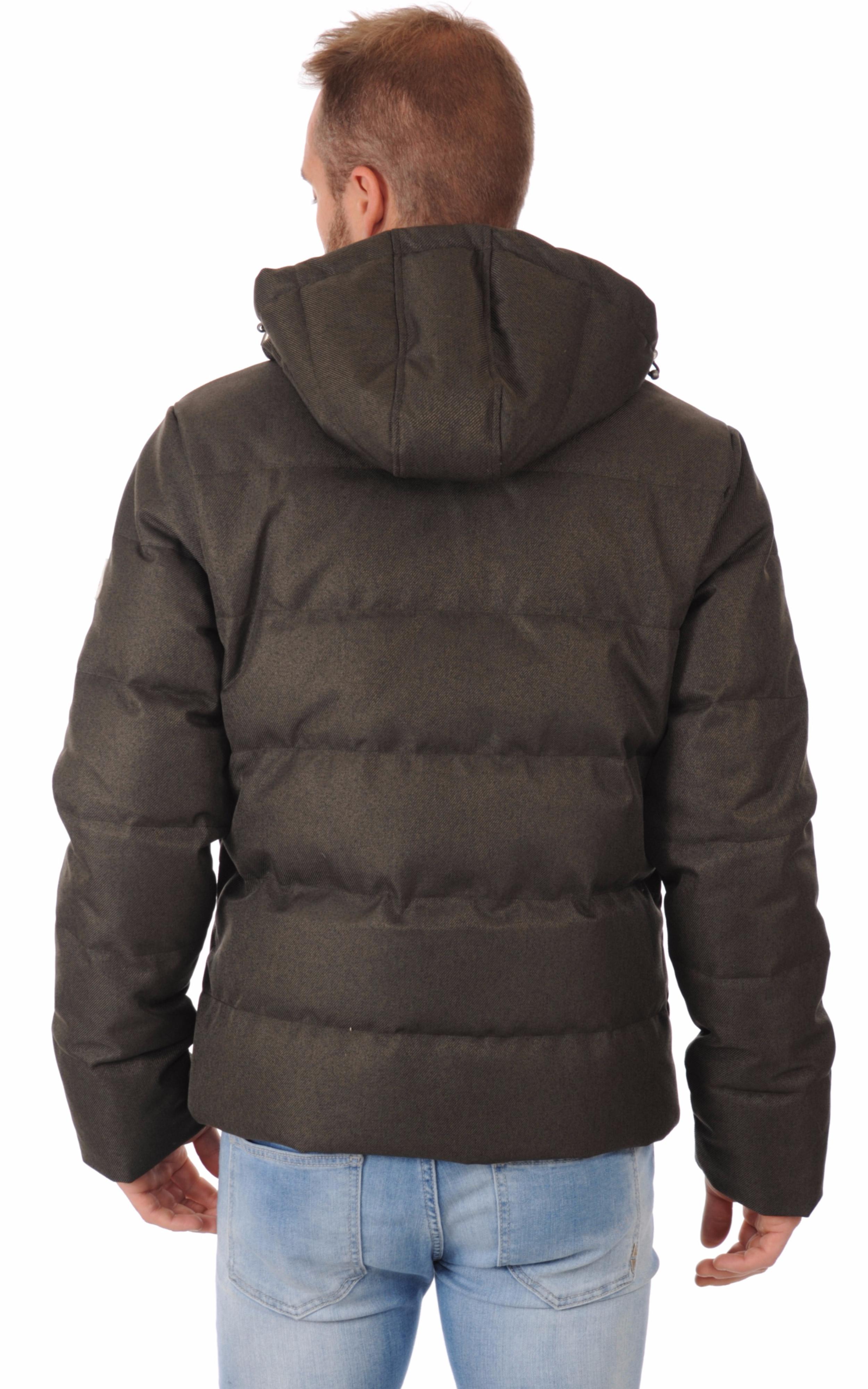 Doudoune Spoutnic Jacket Military Pyrenex - La Canadienne - Doudoune ... edadfe68307