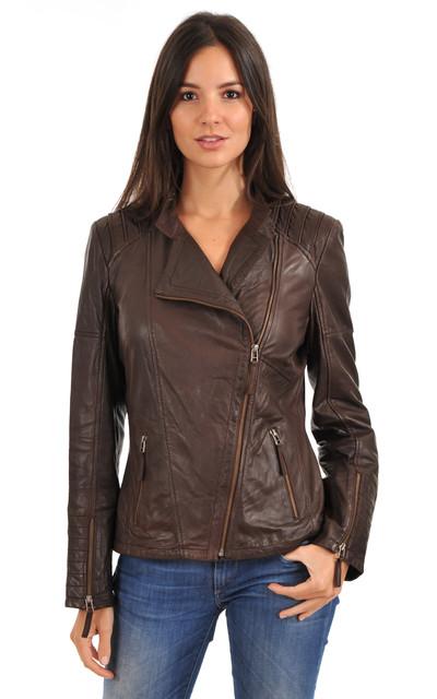 5e83a6c8b9005 Blouson cuir vintage - La Canadienne - Vente de blousons en cuir ...