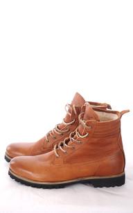 Boots Homme Chaudes Mouton1