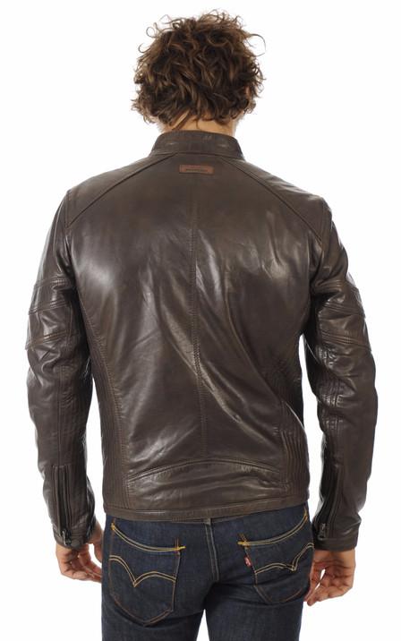 e877a4ebd3ce Redskins Homme   Blouson cuir, veste en cuir Redskins pour homme