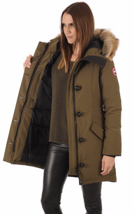 Green Rossclair Green Parka Rossclair Military Parka Rossclair Parka Military shrdxtQC