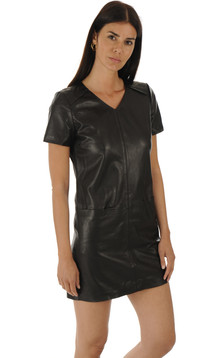 Robe Rosaline noire